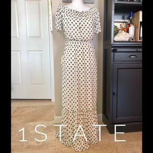 🏝1.STATE Maxi Dress
